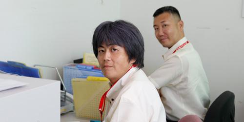 患者支援室